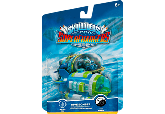 ARAL Skylanders Superchargers Vehicle Dive Bomber Figür