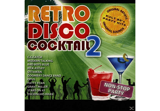 VARIOUS - Retro Disco Cocktail - Vol.2 [CD]
