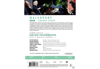 Katia & Marielle Labeque, Berliner Philharmoniker - Waldbühne 2005-French Night [DVD]