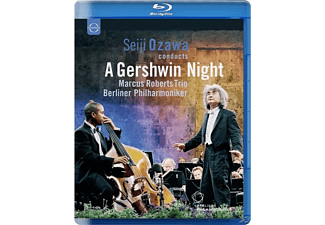 Marcus Roberts Trio - A Gershwin Night [Blu-ray]