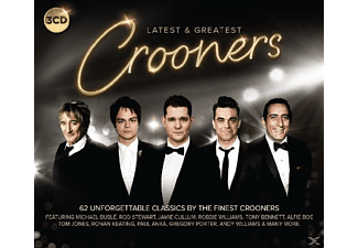 VARIOUS - Crooners-Latest & Greatest - (CD)