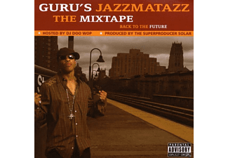 Guru's Jazzmatazz - The Mixtape - (CD)