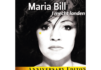 Maria Bill - Anthology: I Mecht Landen - (CD)