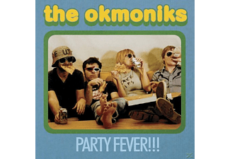 The Okmoniks - Party Fever [CD]