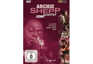SHEPP, KESSLER, BROWN, JARVIS - Live From The Teatro Alfieri 1977 - (DVD)