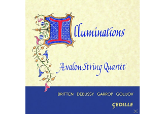 Avalon String Quartet - Illuminations [CD]