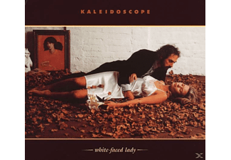 Kaleidoscope - White Faced Lady [CD]