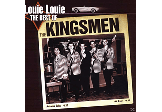 The Kingsmen - LOUIE LOUIE - THE BEST OF THE KINGSMEN - (CD)