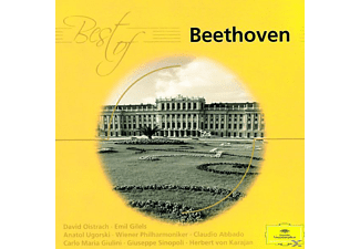VARIOUS, Karajan/Sinopoli/Kubelik - BEST OF BEETHOVEN - (CD)