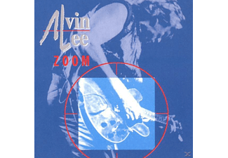 Alvin Lee - Zoom - (CD)