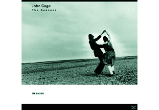 John (komponist) Cage, D.R./Americ.Comp.Orch. Davies - The Seasons - (CD)