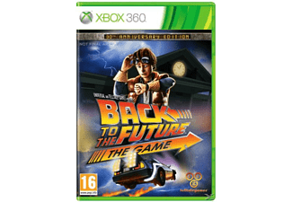 Back to the Future 30th Anniversary Edition Xbox 360