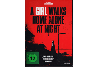 A Girl Walks Home Alone at Night - (DVD)