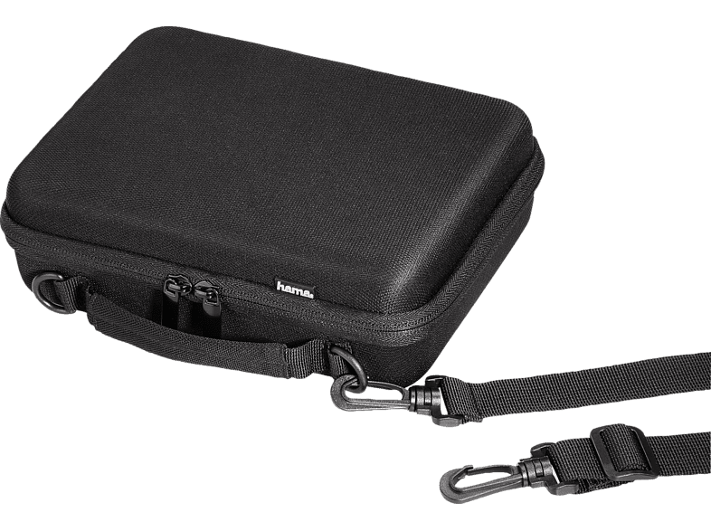"HAMA """"Hardcase"""" Camera Bag for GoPro Hero 3/4 Action Camera, black - (126670) hobby   φωτογραφία action cameras αξεσουάρ action cameras"