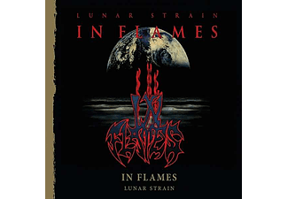 In Flames - Lunar Strain - Re-Issue (CD)