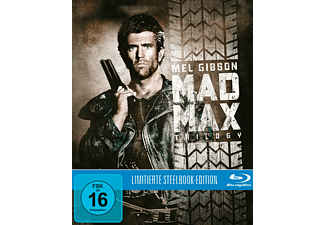 Mad Max Trilogie (Exklusive Steelbook Edition) - (Blu-ray)
