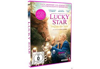 Lucky Star - Mitten ins Herz (Sticker Edition) - (DVD)