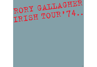 Rory Gallagher - Irish Tour '74 (Expanded) - (Vinyl)