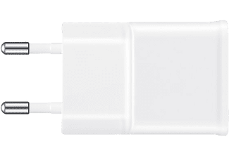 SAMSUNG Travel Adapter + Micro-USB-kabel Wit