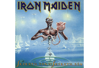 Iron Maiden - Seventh Son Of A Seventh Son - (CD)