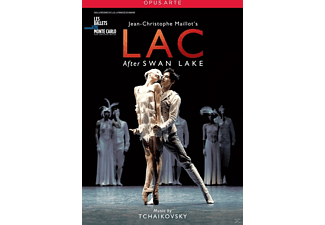 VARIOUS, Les Ballets De Monte-carlo - Lac After Swan Lake [DVD]