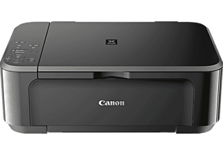 CANON PIXMA MG3650, 3-in-1 Tinten-Multifunktionsdrucker, Schwarz