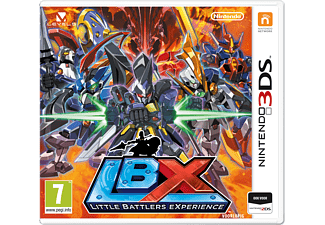 Little Battlers eXperience | 3DS