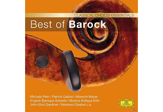 VARIOUS - Best Of Barock (Cc) - (CD)