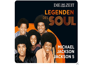 The Jackson 5, Michael Jackson - Die Zeit Edition: Legenden Des Soul - (CD)