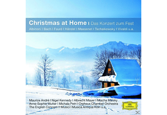 Andre/Maisky/Mutter/Ec/Eco/BP/WP/+ - Christmas At Home-Das Konzert Zum Fest (Cc) - (CD)