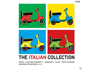 VARIOUS - The Italian Collection - (CD)