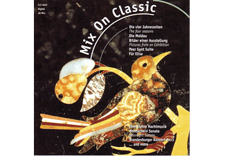 Classical League - Classical Nonstop-Mix - (CD)