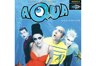 Aqua - Aquarium [CD]