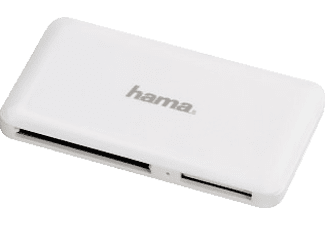 HAMA Slim USB 3.0 Kaartlezer Wit