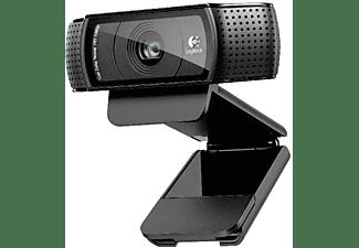 LOGITECH HD Pro C920, Webcam, Schwarz