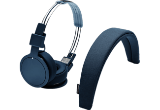 URBANEARS PLATTAN ADV BT, On-ear Kopfhörer, Bluetooth, Indigoblau