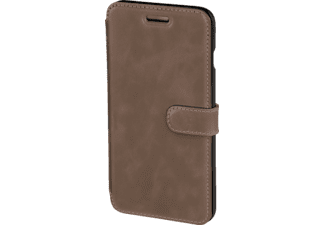 HAMA Prime Line, Bookcover, Galaxy S6, Leder (Obermaterial), Taupe
