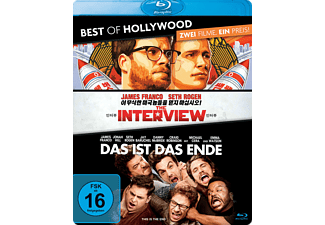 The Interview / Das ist das Ende (2 Movie Collectors Pack 91) - (Blu-ray)