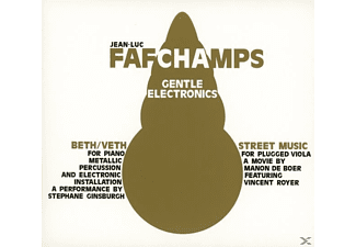 Jean Luc Fafchamps - Gentle Electronics [CD]