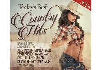 Various - Today S Best Country Hits - (CD)