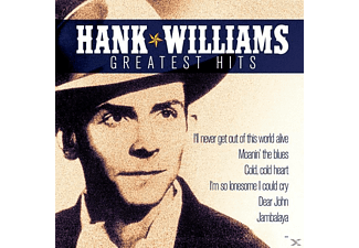 Hank Williams - Greatest Hits - (CD)