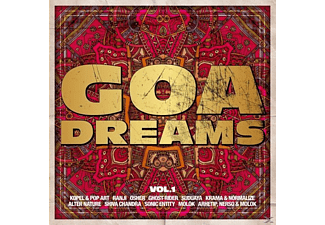 Various - Goa Dreams Vol.1 [CD]