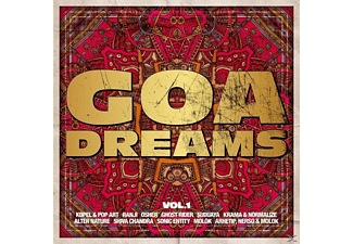 Various - Goa Dreams Vol.1 - (CD)
