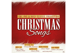 VARIOUS - Christmas Songs-Classic Collection [CD]