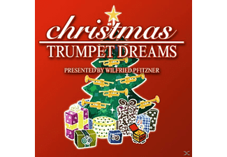 Wilfried Pfitzner - Christmas Trumpet Dreams [CD]