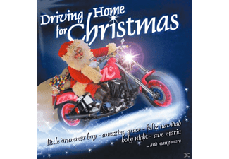 Joy - Driving Home For Christmas - (CD)