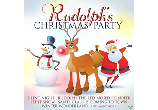 VARIOUS - Rudolph's Christmas Party - (CD)