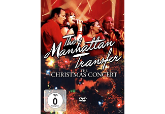 The Manhattan Transfer - The Christmas Concert - (DVD)