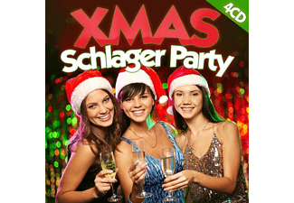 VARIOUS - Xmas Schlager Party - (CD)