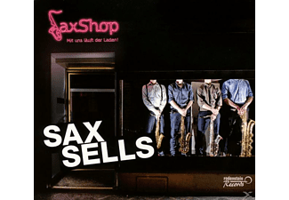 Saxshop - Sax Sells - (CD)